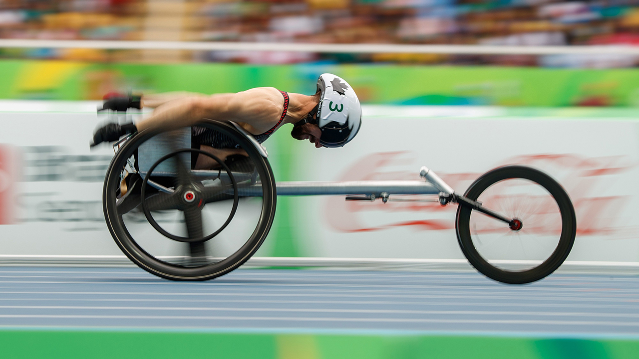 Canada's Lakatos wins fourth gold of world para athletics championships