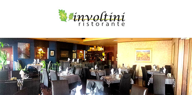 Enter now to win a 250 gift certificate from involtini for Enter now to win