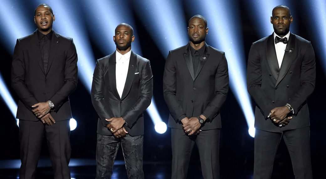NBA, union see players' ideas for change