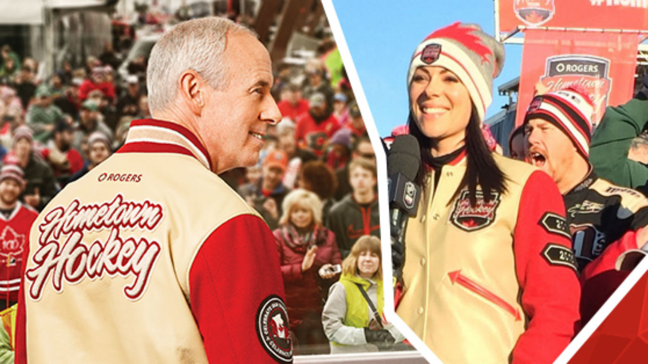Full Schedule Released For 2018 19 Rogers Hometown Hockey Tour