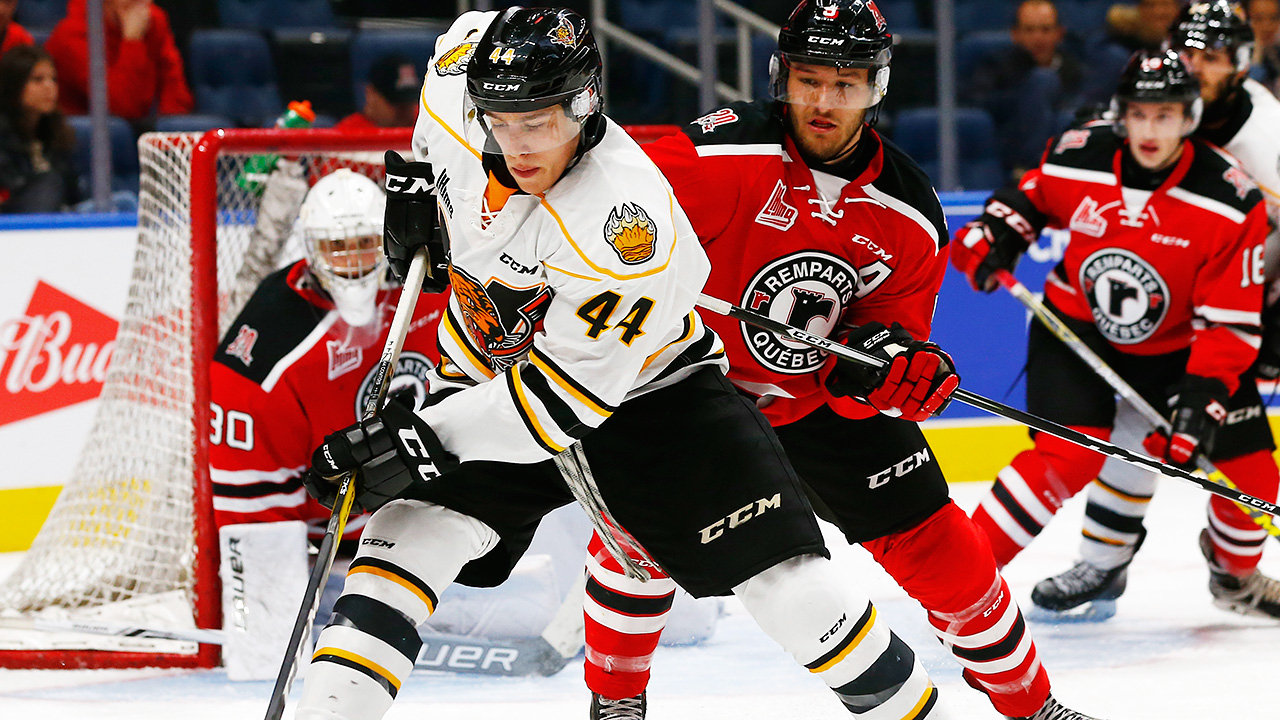 QMJHL: 'He Reminds Me Of Rick Nash At The Same Age'