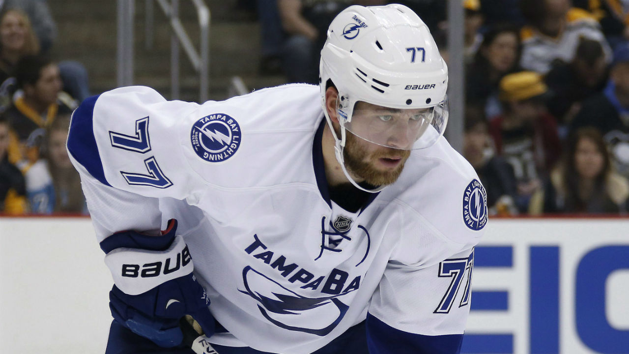 Lightning Lose Hedman In Vegas