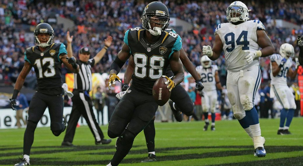 Jaguars To Be Without Hurns And Thomas Vs Vikings