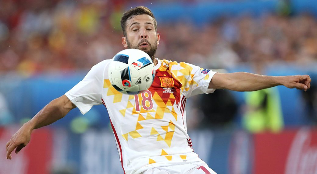 Image result for jordi alba spain