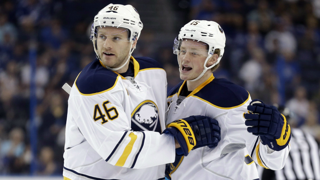 Sabres Rebuild Turning Buffalo Into A Centre Of Hockey