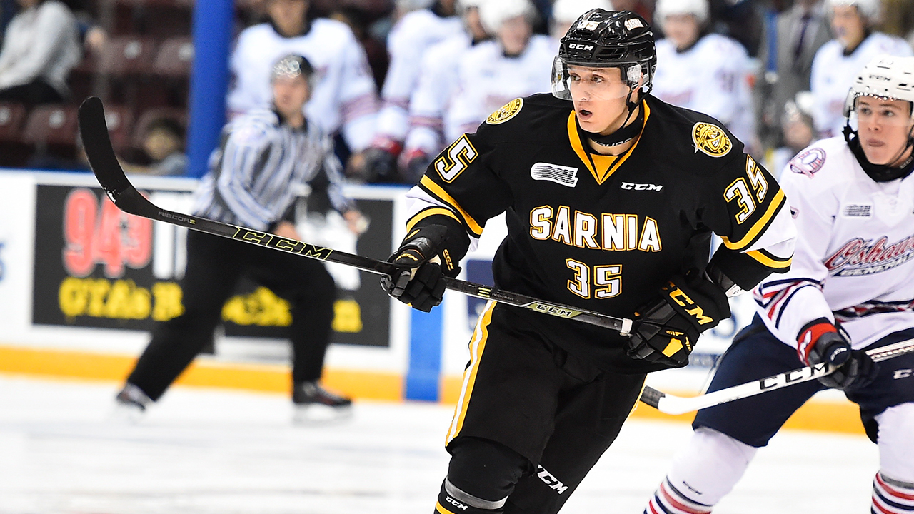 OHL: Hatcher - Leafs Prospect Korostelev Could Have Breakout Season