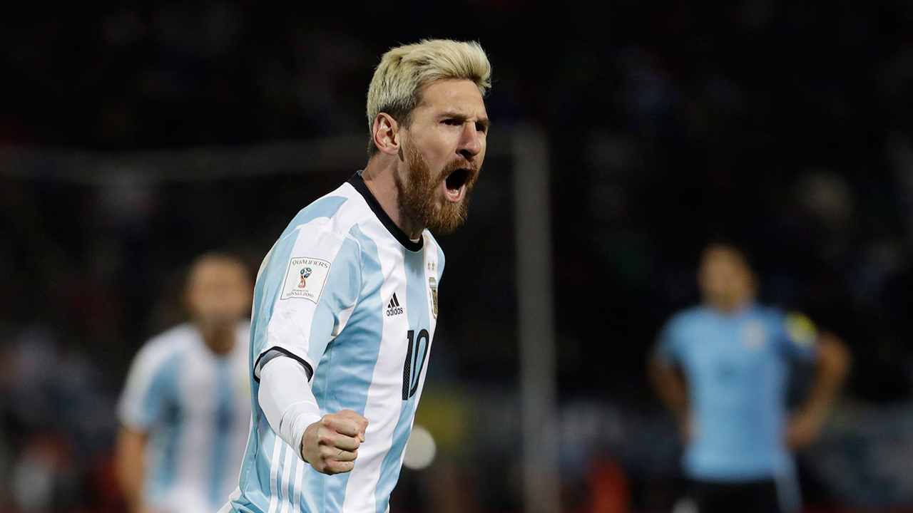 Messi returns for Arge...