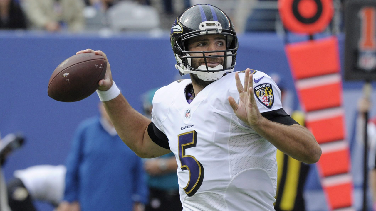 6300106d Flacco shines as Ravens deal Broncos first loss - Sportsnet.ca
