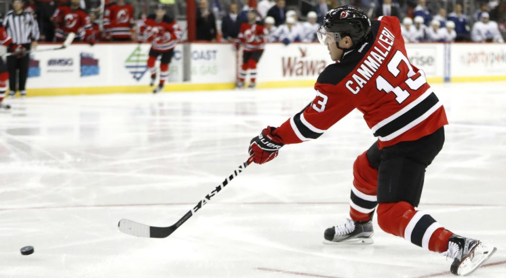 Cammalleri has 4 points in return, Devils edge Leafs in SO
