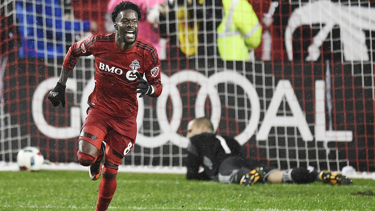Toronto FC's Ricketts out 3-4 weeks with hamstring strain