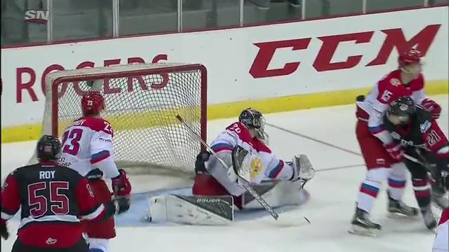QMJHL: League's All Stars Crush Russia To Clinch Series