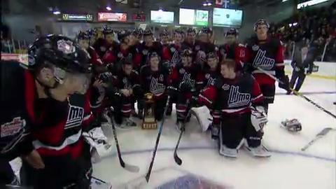 QMJHL: Comtois Leads Team League Over Russia