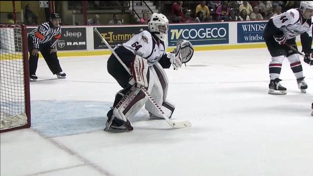 OHL: Hometown Spitfires' DiPietro Thriving On Hometown Ice