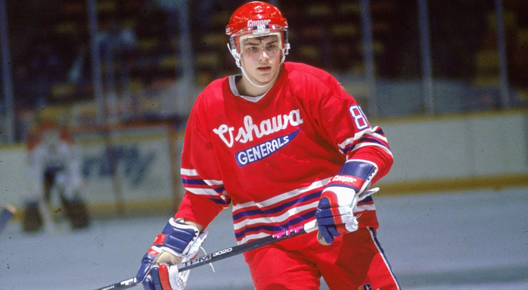CHL: Why Eric Lindros Is The Most Important League Player Ever