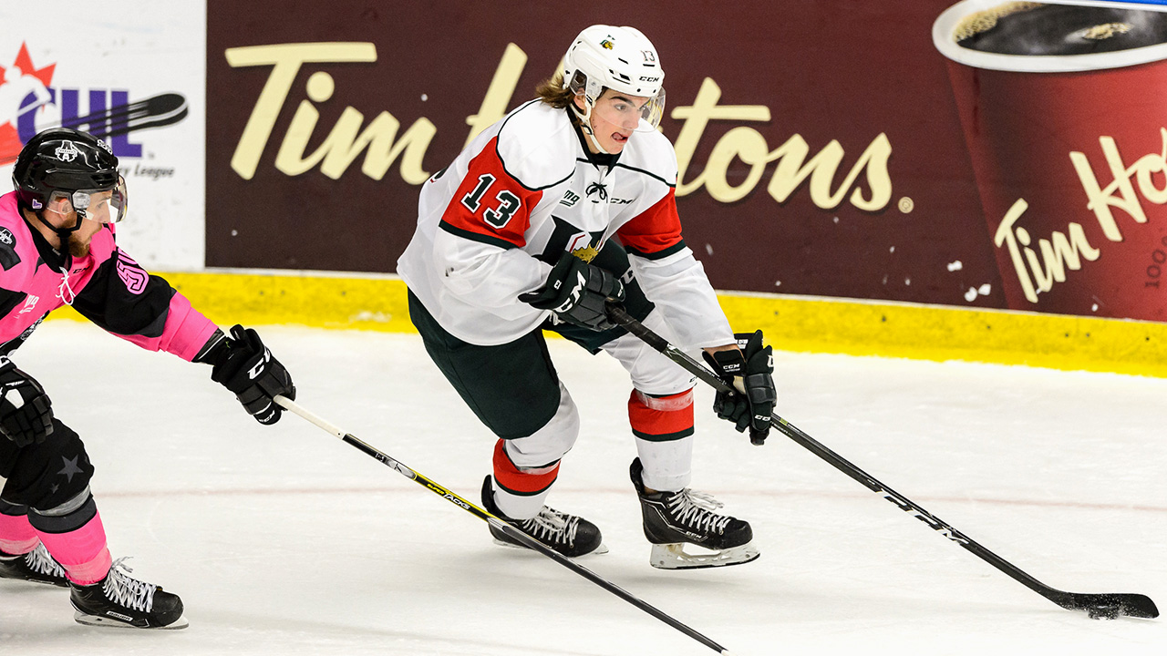 QMJHL: Roundup - Hischier Leads Mooseheads Past Charlottetown