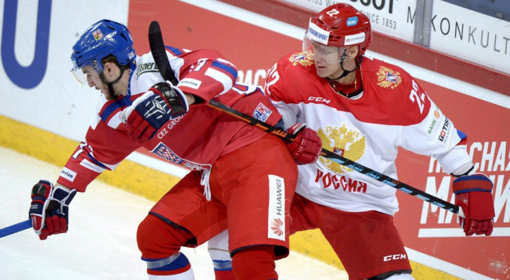live KHL score