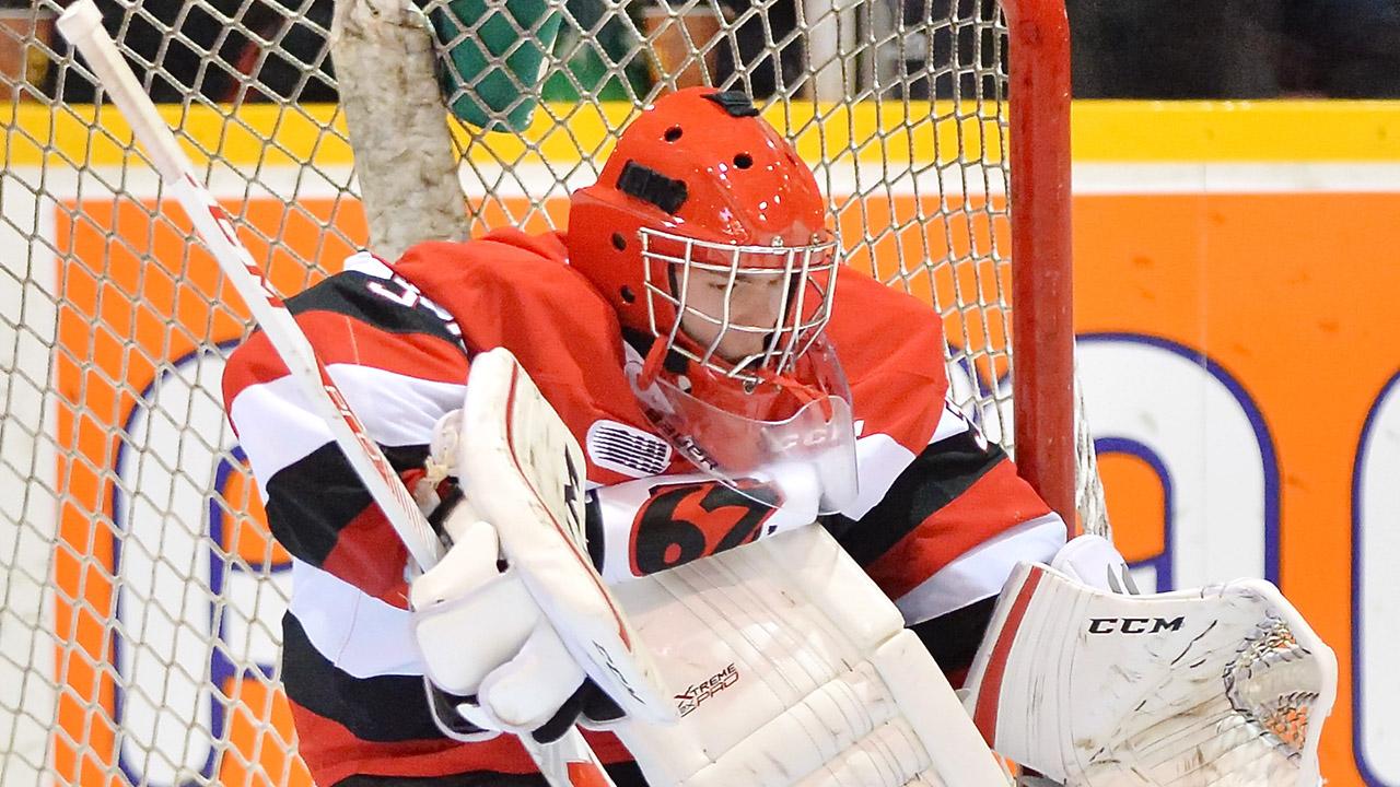 OHL: Roundup - Chmelevski Scores Twice As 67's Edge Frontenacs