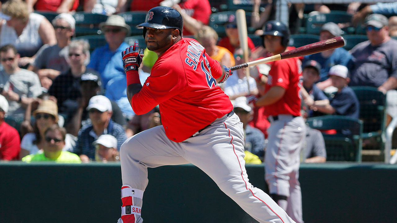 pablo sandoval lose weight
