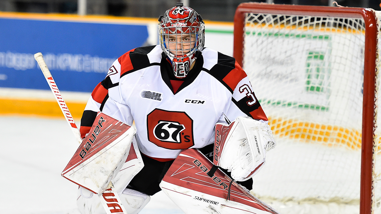 OHL: Roundup - Lazarev Shines As 67's Blank Petes