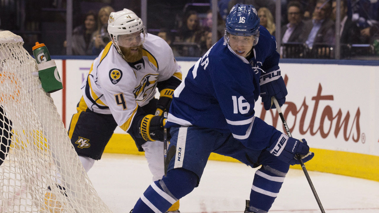 Babcock Can Only Marvel At Marner's Freshman Talent