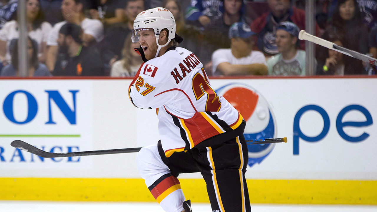 Dougie Hamilton trade makes clear problems persisted in Calgary ... af74ebbe3