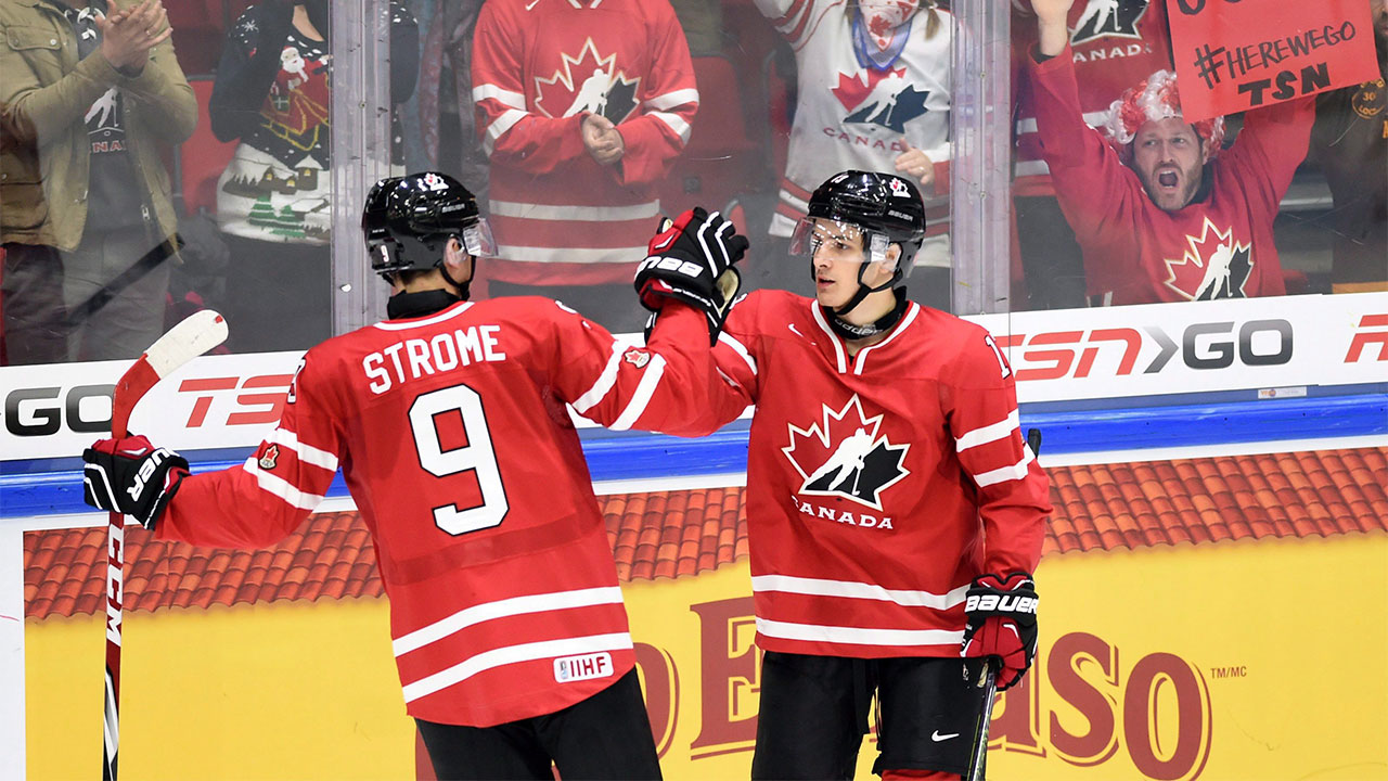WJC: Strome Among Captains Named To Canadian World Junior Team