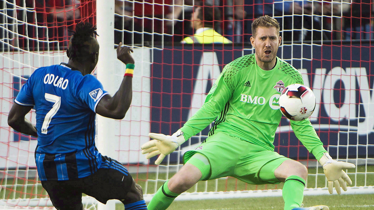 Clint Irwin: 'Natural animosity' between TFC and Impact