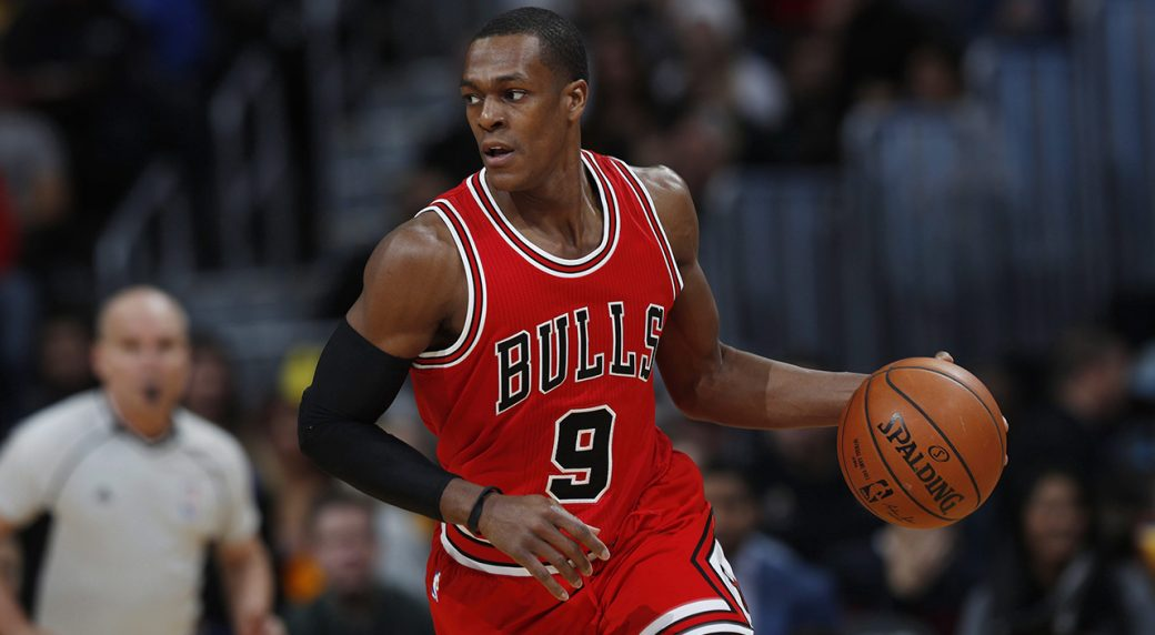 3b5a30973e4 Bulls waive guards Rajon Rondo