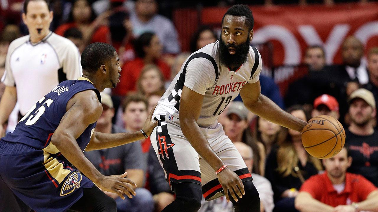 Znalezione obrazy dla zapytania Rockets Pelicans
