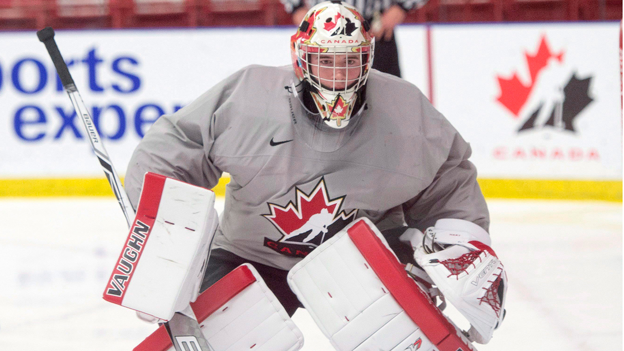 WJC: Carter Hart Could Be What Canadian Juniors Have Missed For Years