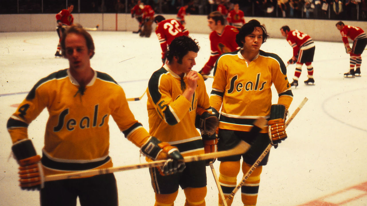 West Coast Bias: Telling The Story Of The Golden Seals