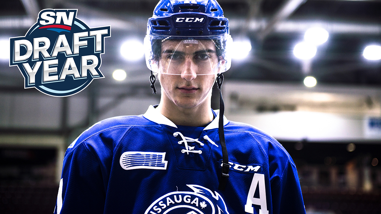 OHL: NHL Draft Year - Nic Hague And Talking To NHL Team Scouts