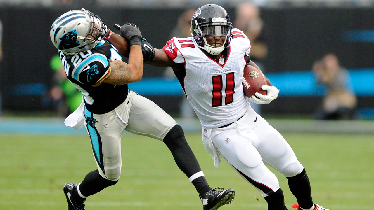 Falcons clinch NFC South title with win over Panthers - Sportsnet.ca