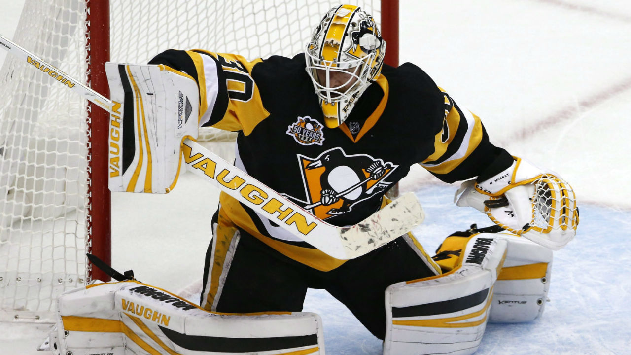 matt murray to start game 4 for pittsburgh penguins