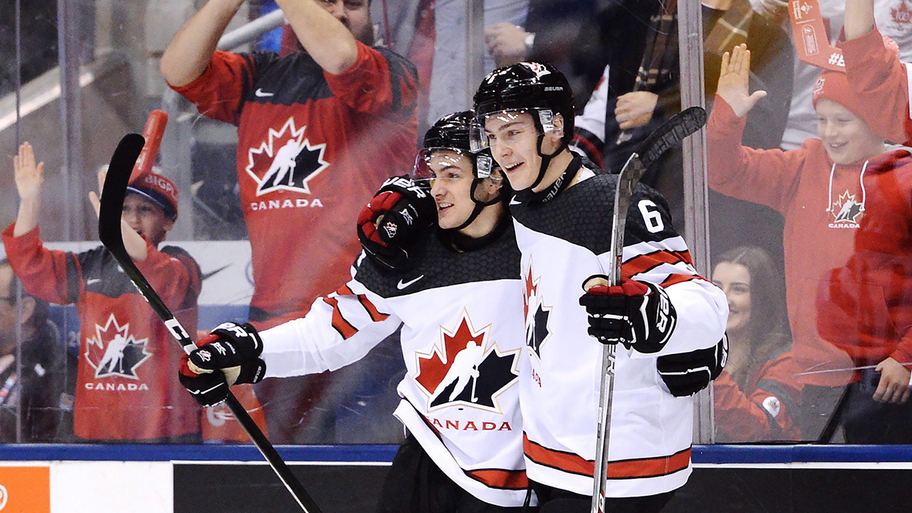 WJC: Canada's Myers To Miss Quarter-final Game With Concussion