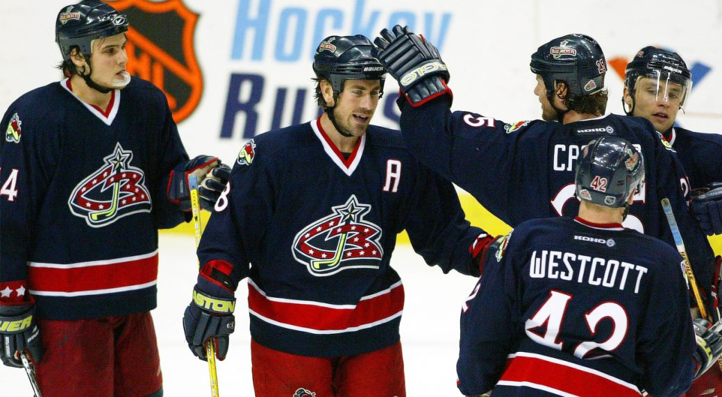 What the Columbus Blue Jackets can teach the Golden Knights ...