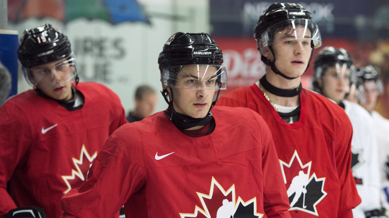 WJC: Canada Good Enough For Gold Up Front, But Nothing Is Guaranteed