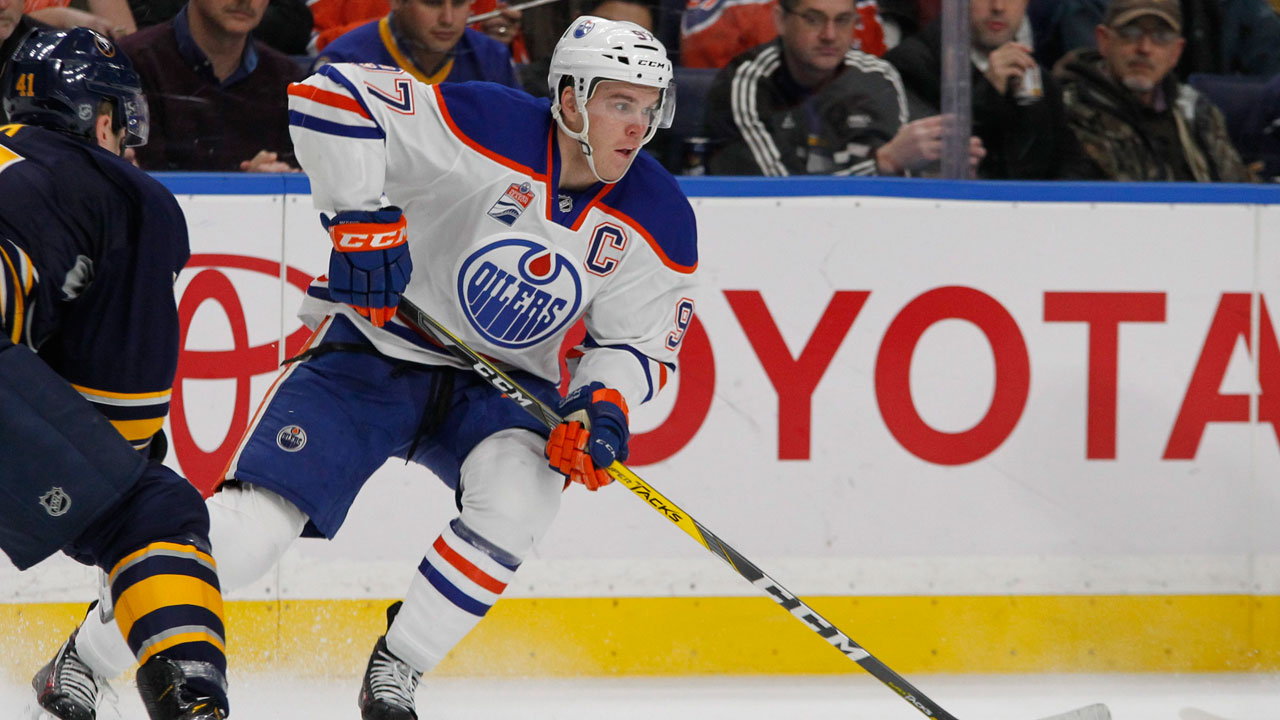 Connor McDavid Stands Out In Oilers OT Loss