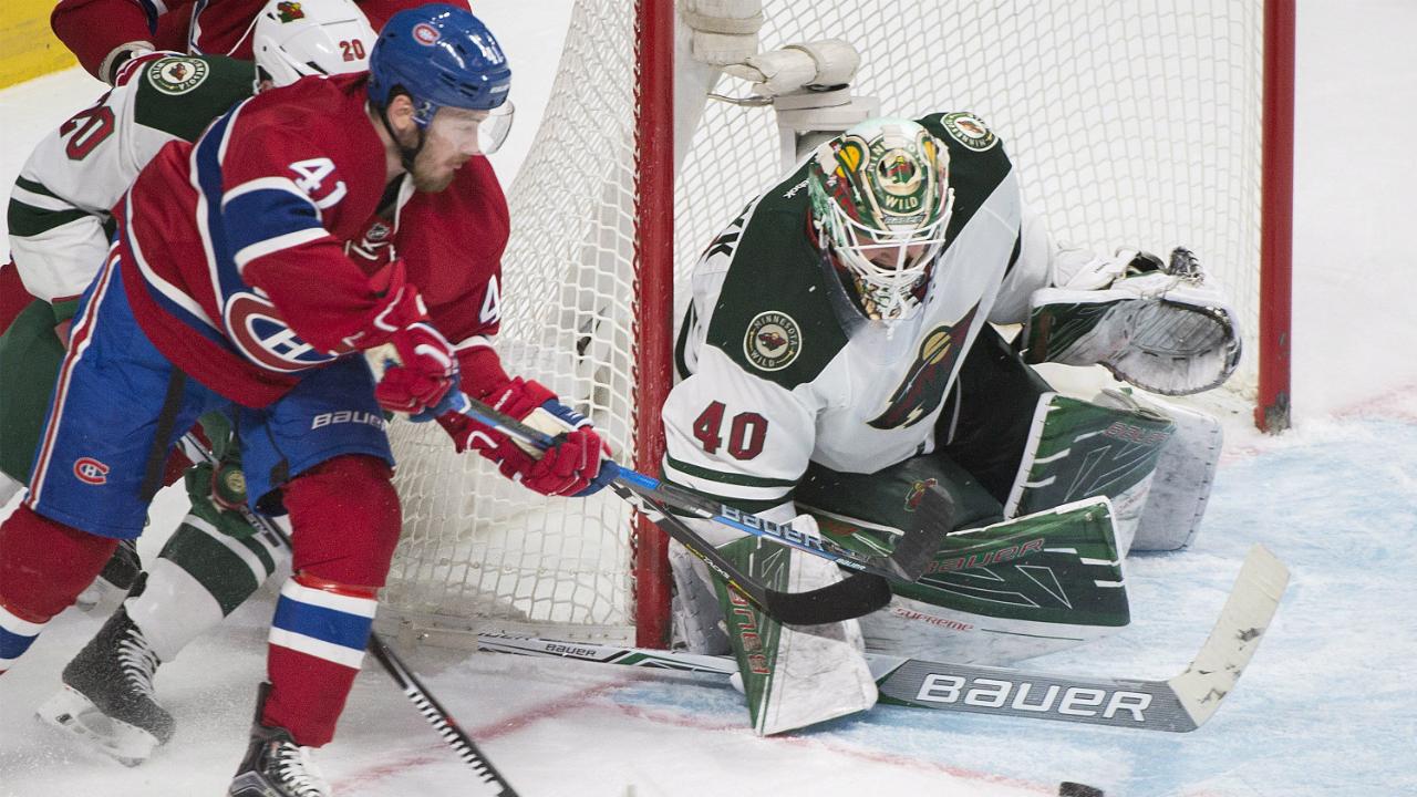 Devan Dubnyk Leaves Montreal In Goaltending Stratosphere