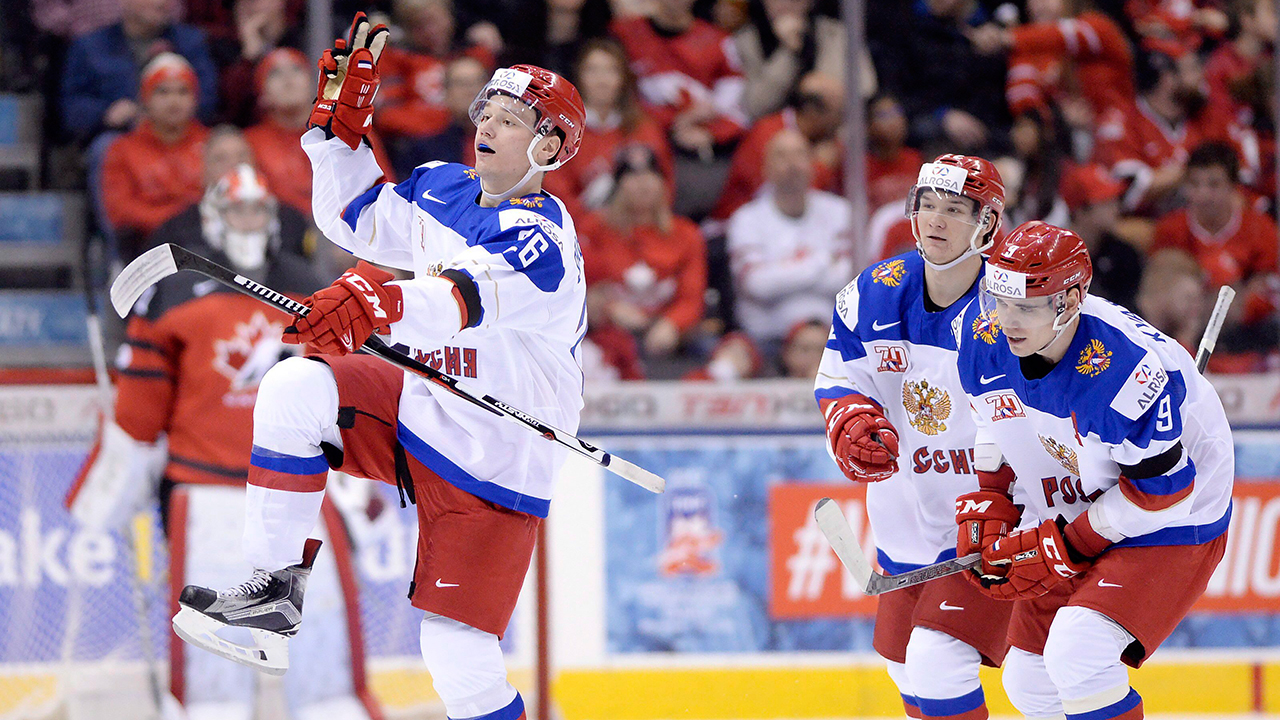 Russia Needs Talented-but-quiet Sergachev To Find Next Level