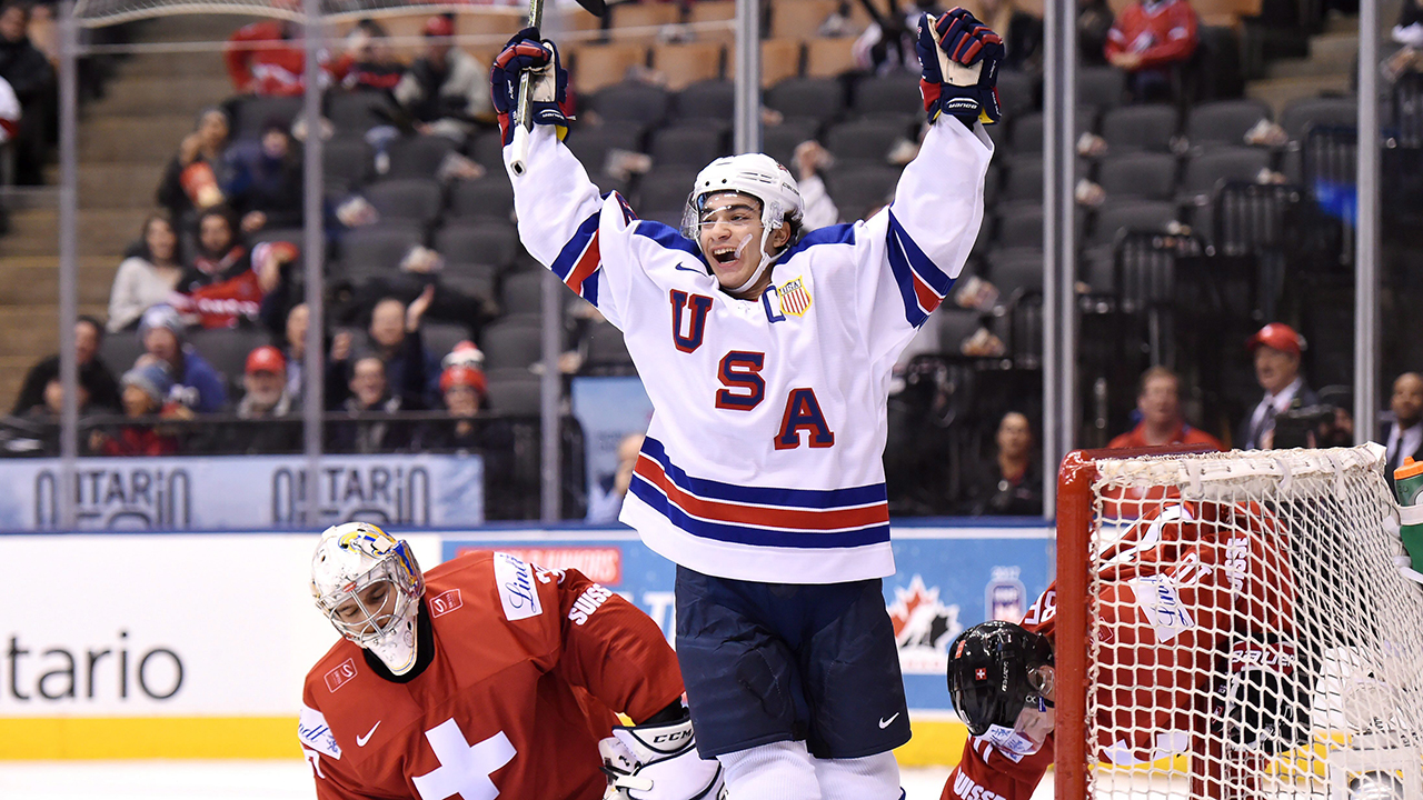 U.S. edges past Swiss, will face Russia in semifinals