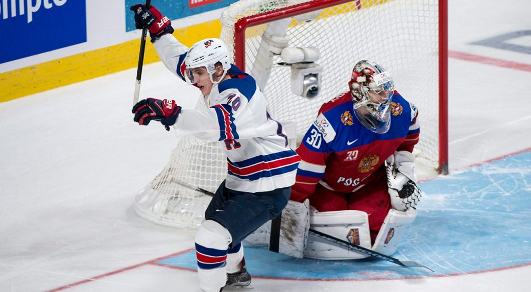 Prospects of Interest  NHL hopefuls competing at Olympic Games. United  States  Troy Terry ... 89399497d