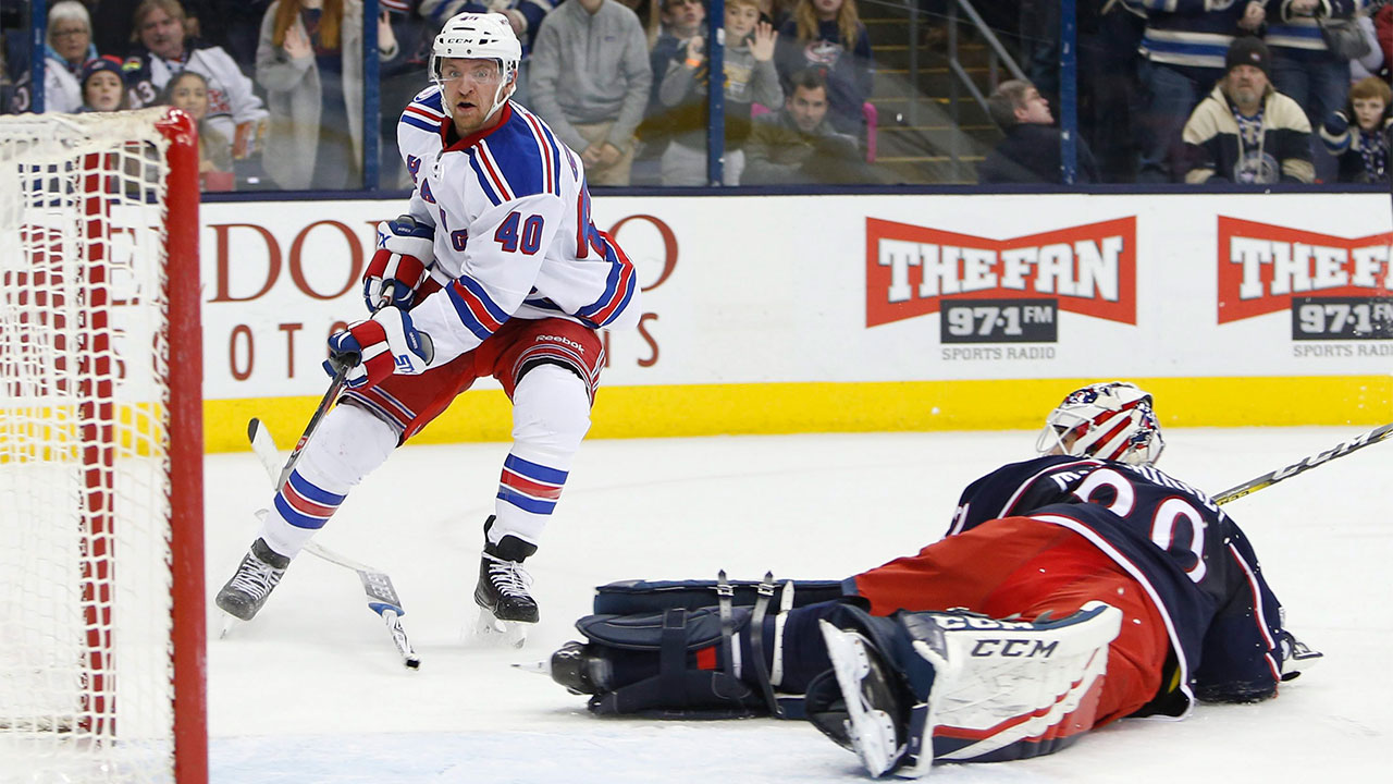 sale retailer 5918d 3cc8f Rangers trade Michael Grabner to Devils for pick, prospect ...