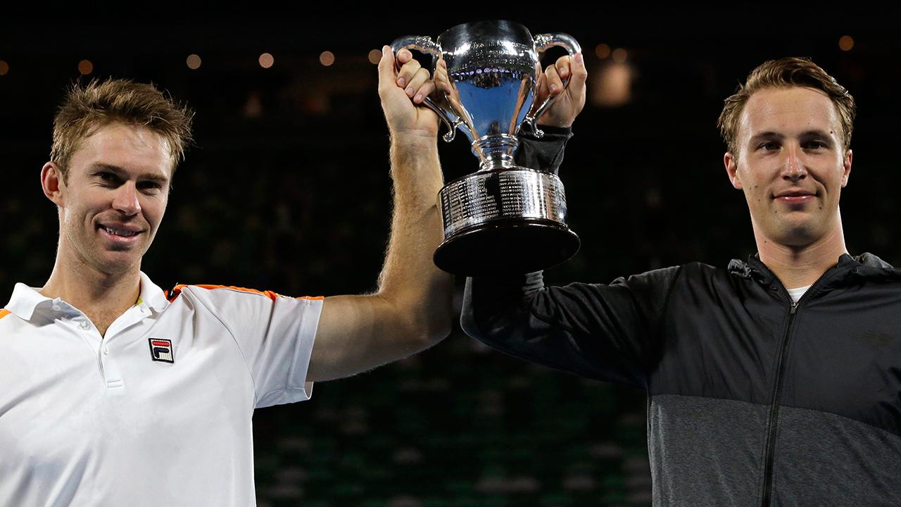 Kontinen, Peers thwart Bryans' bid for 17th major in doubles | 15 M...