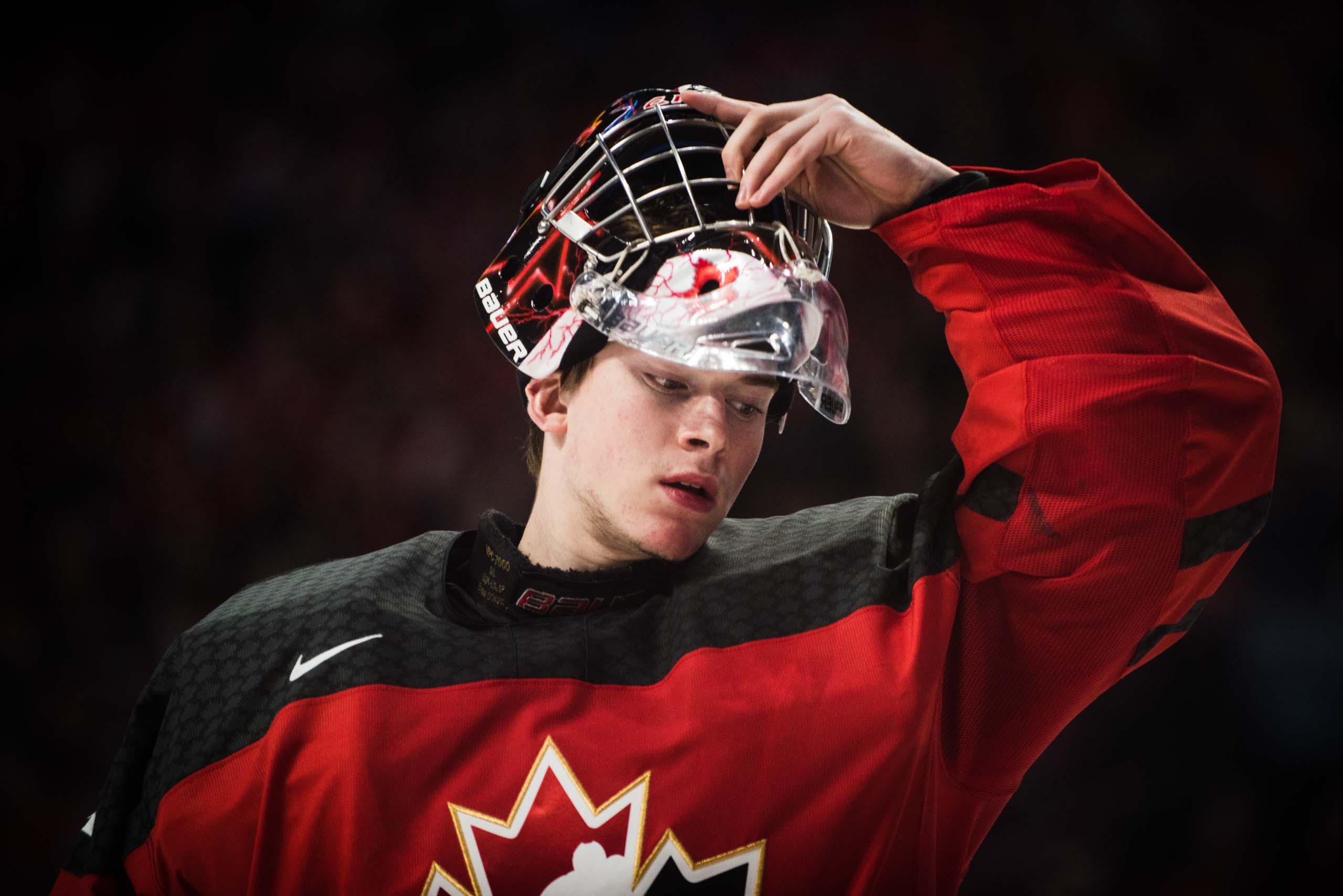 WJC: Carter Hart Ready To Return To Tournament After Impressive Season With Silvertips