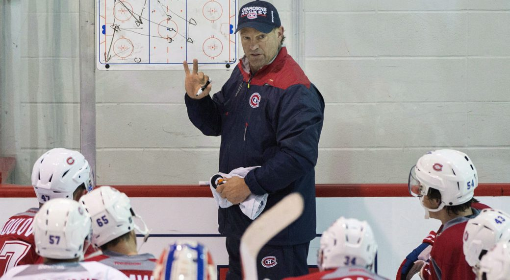 5c254a8a5 Canadiens give assistant coach Kirk Muller two-year contract extension