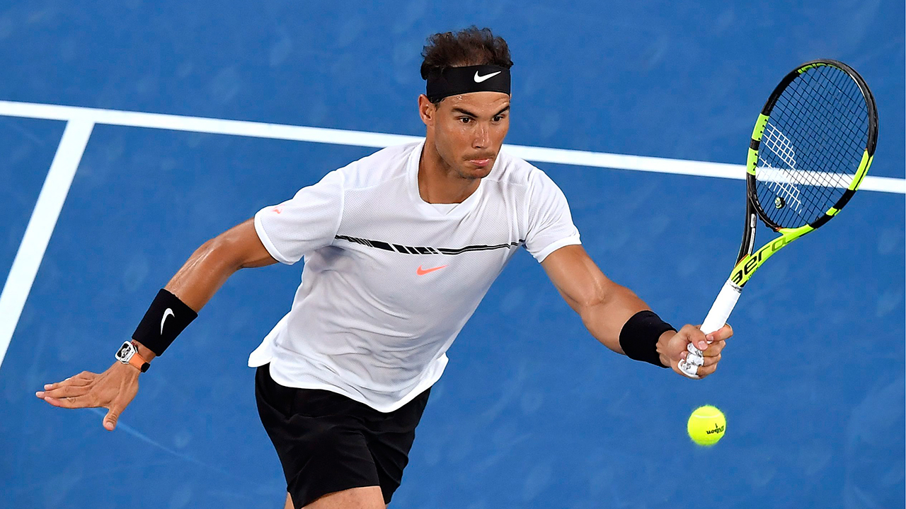 Nadal dominates again in Rome, this time against Lajovic