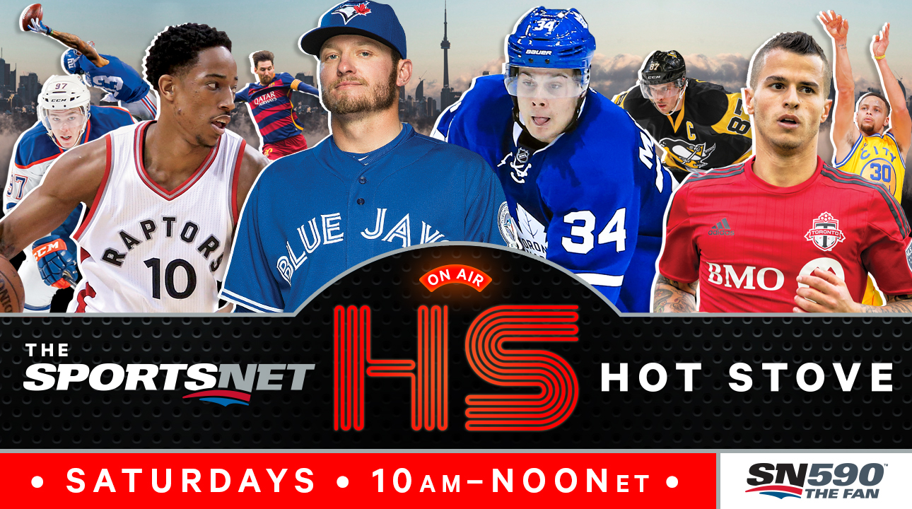 The Sportsnet Hot Stove