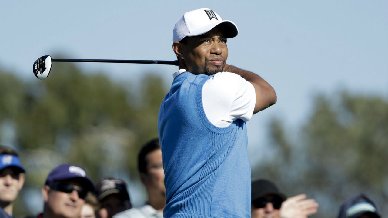 tiger woods fighting to rediscover his game in pga tour