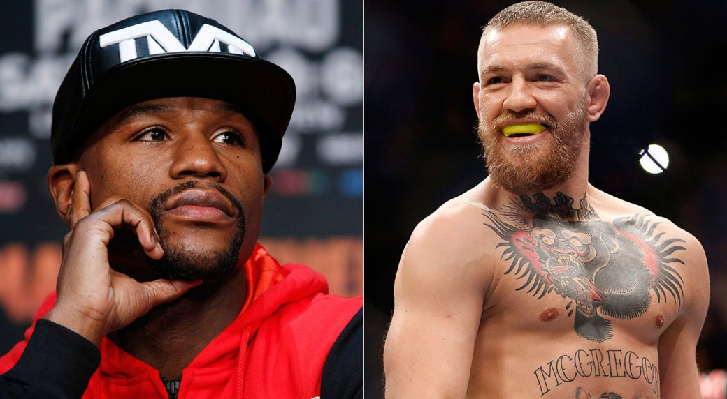 Floyd Mayweather and Conor McGregor offered $25m each to fight